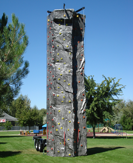 Drop-A-Rock 28ft Tower